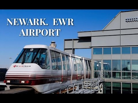 COMO SAIR DO AEROPORTO DE NEWARK PARA MANHATTAN NEW YORK DE TREM