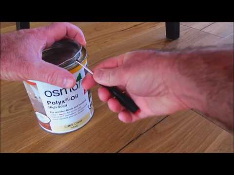 Remove Scratches in Engineered Wood Flooring in 1 Minute