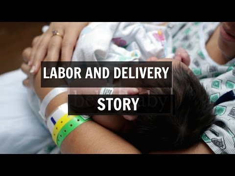 EMERGENCY C-SECTION 😰 |LABOR AND DELIVERY STORY