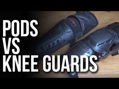 Worst Knee Brace Review Ever || Thor vs Pods