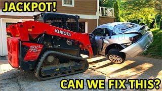 Rebuilding A Wrecked Honda S2000 Part 2