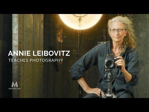 Annie Leibovitz Teaches Photography   Official Trailer