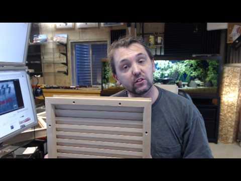 E-Zee Set Wood Louvers (1 of 2)