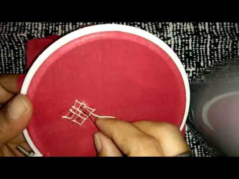 Sindhi/ kutch embroidery basic motif