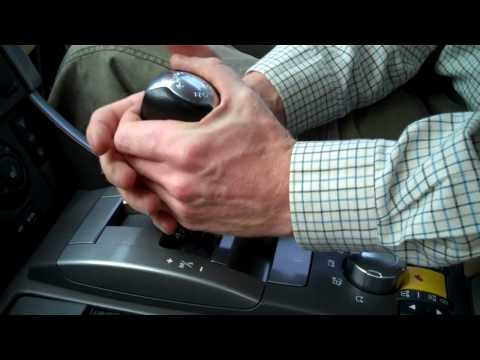 How To Change Gear Knob on Range Rover Sport