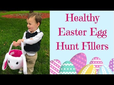 Healthy Easter Bunny Egg Hunt For Kids Suprise Egg Toy Ideas 2018 | Playtime Fun (Part 2)