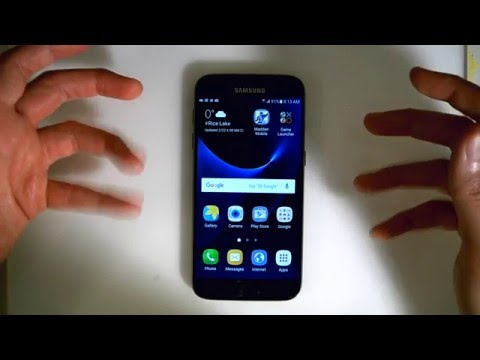 Galaxy S7 Review - Part (2 of 2) - Vulkan API & Game Launcher!!!