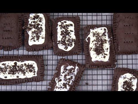 Recette des Pop-Tarts aux Oreos (Oreo Pop-Tarts) - William's Kitchen