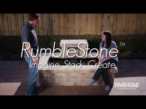Pavestone RumbleStone™ Waterfall