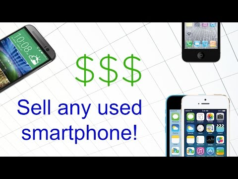 Best Place to Sell your Used Smartphone