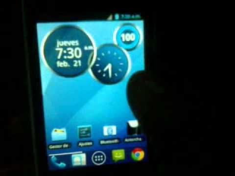 Huawei UM840 con CM 7 2 de la mano de Jairo Steven Sanabria (Leer  Descripcion del Video) - playithub com