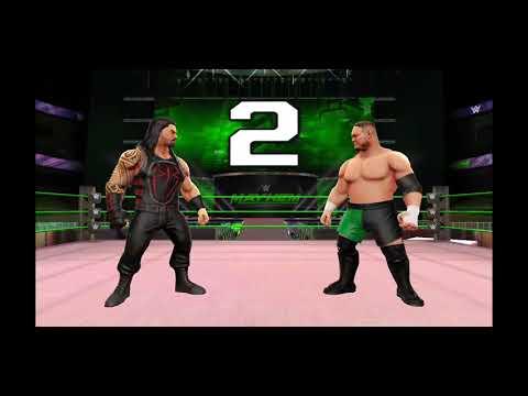 WWE Mayhem part 1