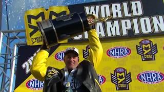 NHRA Mello Yello Awards Part 2: Pro Stock Motorcycle Champion Eddie Krawiec