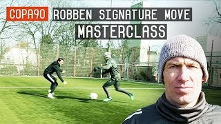 Arjen Robben Signature Move Masterclass | European Nights