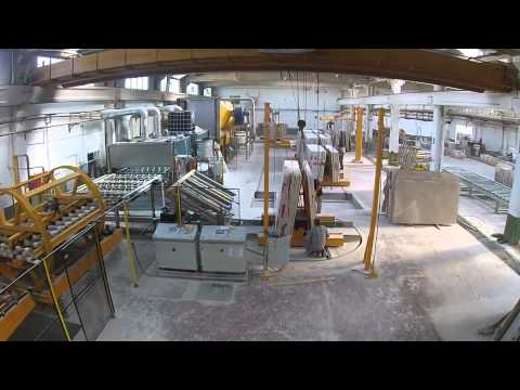 How Travertine Stones Are Made In A Factory   Atlantic Stone Source