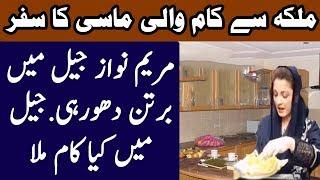Maryam Nawaz Bartan Dho Rhi? The Urdu Teacher
