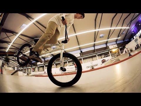 🔥 BMX: Awesome Jam in Aurich, Germany! #adventsjam (Edit & RAW)