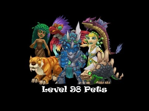 Wizard101 Lord of Winter Level 98 Ice Pet Quest