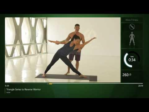 YO:30 Xbox Fitness by Jake Ferree