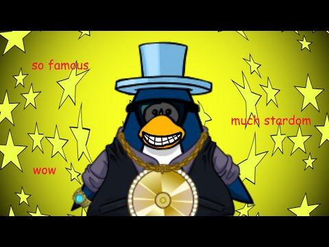 Autographs and Chases: Club Penguin Comedy Video #10
