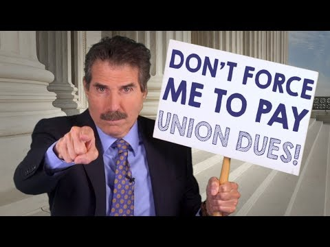 Stossel: Supreme Court Ruling May Crush Unions
