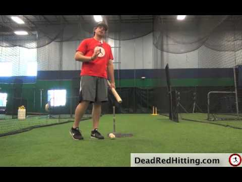 Create a Short, Compact Baseball Swing in 2 Minutes
