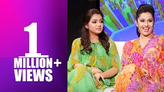 Onnum Onnum Moonu I Ep 12 Part – 1 with Nazriya \u0026 Renjini I Mazhavil Manorama