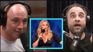 Joe Rogan Argues Over Amy Schumer Joke Theft Accusations