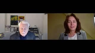 """Katarina Barley und Alexander Kluge: """"Gegenalgorithmen für eine europäische Öffentlichkeit"""""""