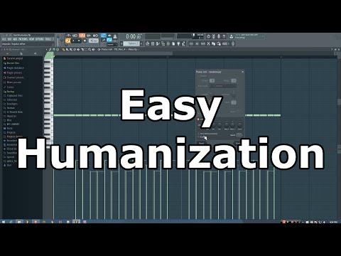 FL Studio Tip: Quick Humanization Using Quantize Templates