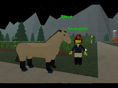 My Horse, Steve | Horse Valley (ROBLOX)
