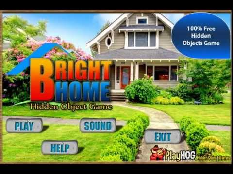 Bright Home - Free Find Hidden Objects Games