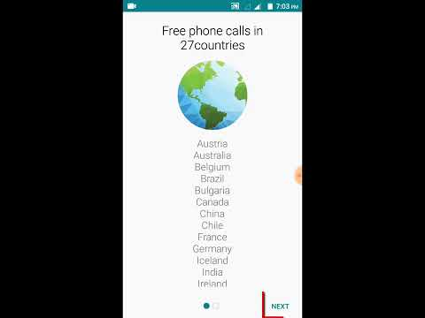 HOW TO MAKE FREE CALL 27 COUNTRIES LANDLINE & MOBILE