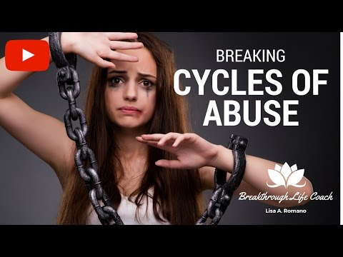 Ending an Abusive Relationship--Consciously Because You Know You Are Enough