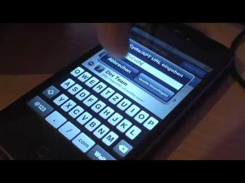 Simlock entfernen für jedes Iphone mit Jailbreak - frei für alle Netze