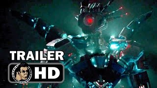 COLOSSAL Official Trailer #3 - Giant Robot (2017) Anne Hathaway Sci-Fi Monster Movie HD