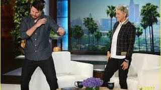 ELLEN SHOW CHANNING TATUMS SEXY MAGIC MIKE SURPRISE Today 21 April. MUST SEE Sooo SEXY VIDEO HD +
