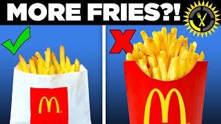 Food Theory: Never Order McDonald's Medium Fries!