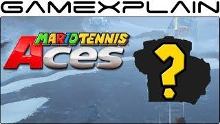 Mario Tennis Aces: World 3 Boss Fight Gameplay (Nintendo Switch)
