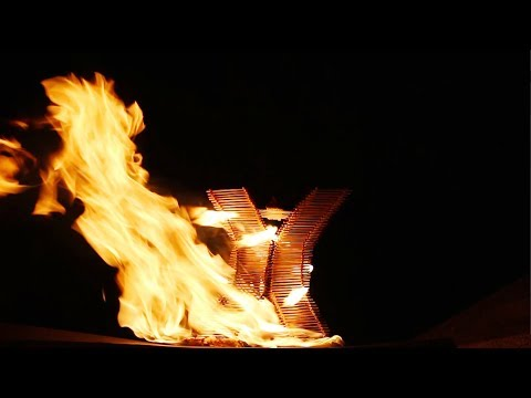 Burning the Matchstick Man
