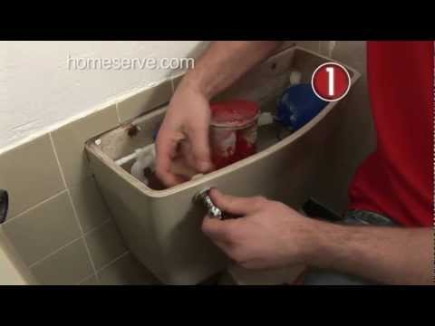 How To Replace A Broken Flush Handle