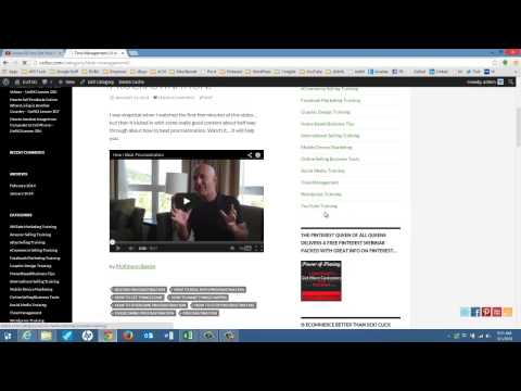 How to Build up Your Membership Site with Unique Content - UofSo.com Lesson 111