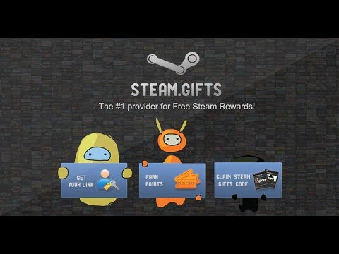 How to get Free Games & Wallet on Steam [2017]