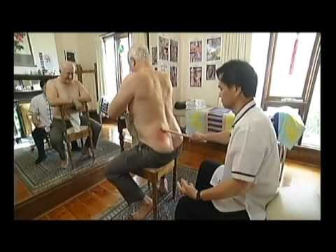 Muscle Detox Therapy Treat Chronic Body Lower Back Shoulder Neck Pain Bamboo Healer Master Tiong
