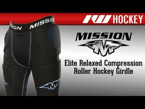 Mission Elite Relaxed Compression Roller Hockey Girdle Review