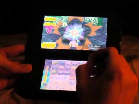 Pokemon Shuffle - Mega-Absol: Classmate and Mega-Absol