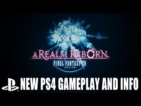 Final Fantasy XIV on PlayStation 4: Free upgrade to PS4, Character transfer, Beta info