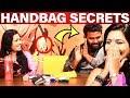 Shilpa Handbag Secrets Revealed Whats Inside The HANDBAG