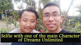 Met one of the Dreamz Unlimited member