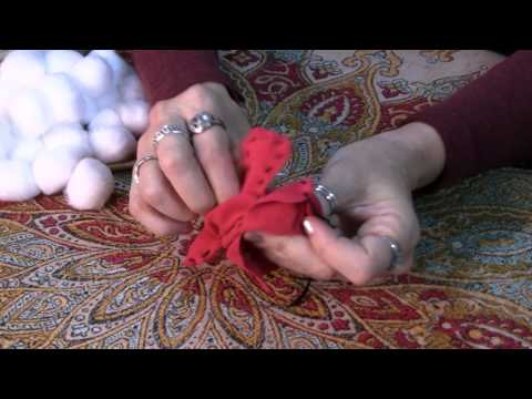 Make a Cloth Doll Baby, Voodoo Doll or Poppet for Love - Hoodoo How To with Madame Pamita